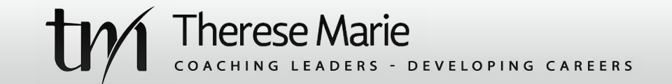 Therese Marie Leadership and Career Coach Management Training Motiviational Speaker